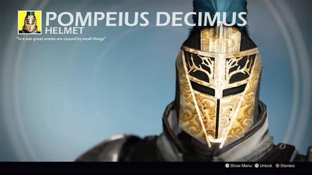 Pompeius Decimus (Exotic Concept by Draydgen-Loir) by Rageblade66