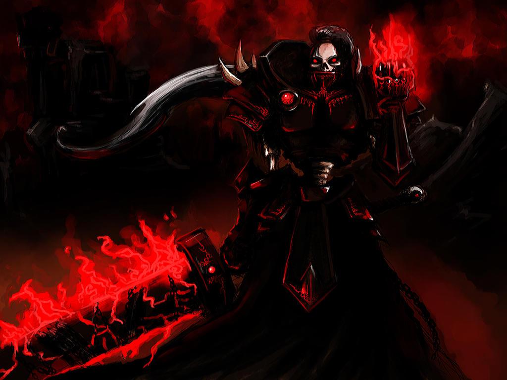 WoW : Nazaroth, Forsaken Blood Death Knight by Wilhengard ...