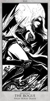GW2 Tarot of the Six Gods : XXII - Madame