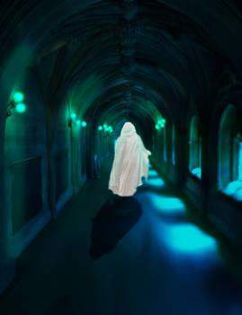 Saruman at Minas Morgul