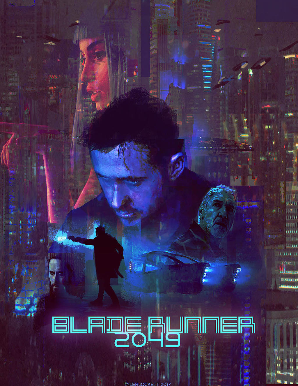 Bladerunner by tylerlockett