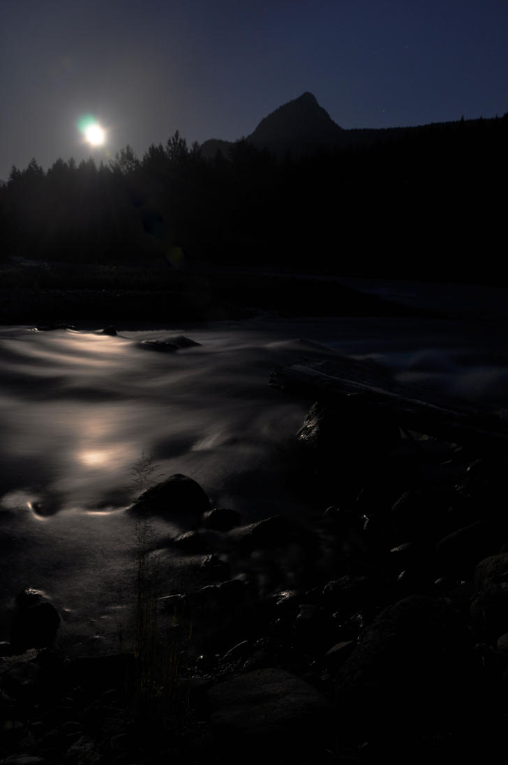 Liquid Moonlight by Tanager