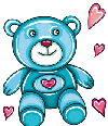 Love Bear By Digithalie-d9piwp4 by mockingbirdontree