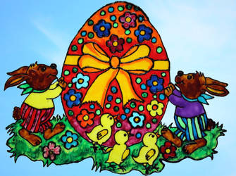 Happy and Peaceful Easter to you All!