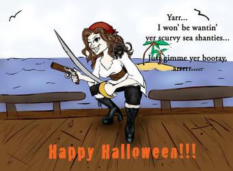 Happy Halloween '06 by EmaCartoon