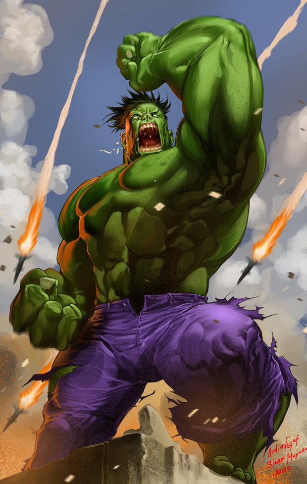 Hulk_Ardian-syaf by blewh
