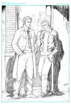 com 003:Eddie and Mitch