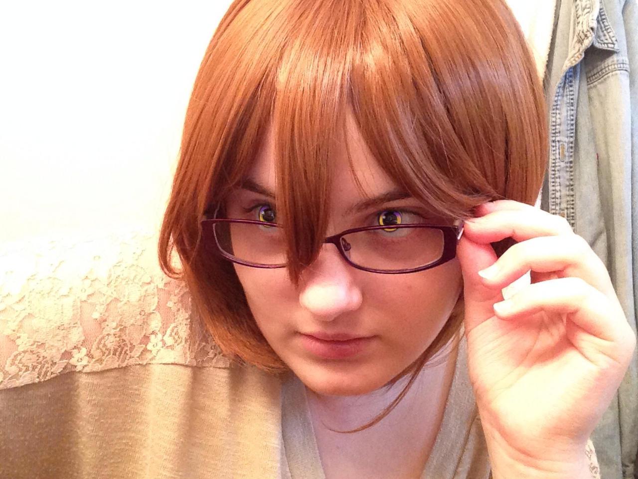 love stage izumi sena cosplay eye color by