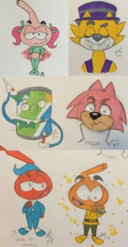 doodle dump