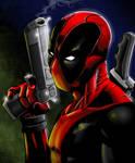 Deadpool Pinup