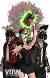 Generation Dead Print by Nightlance1