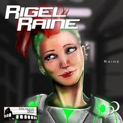 RIgel Raine portrait, adjusted by Nightlance1