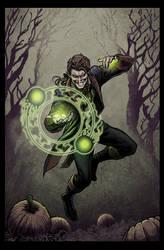 Ichabod #1 Cover