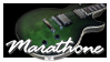Marathone Custom Guitars Stamp by Adamoos
