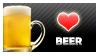 Beer Stamp by Adamoos