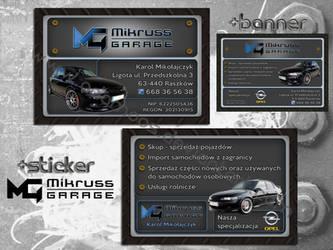 MG Business Card