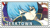 Jerktown Raze stamp by Oh-Desire