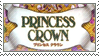 Princess Crown Stamp by Oh-Desire