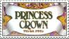 Princess Crown Stamp by Oh-Desire