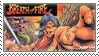 Retro Breath of Fire Stamp by Oh-Desire
