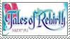Tales of Rebirth logo Stamp by Oh-Desire