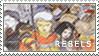 Final Fantasy II Rebels Stamp by Oh-Desire