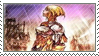 Jeanne D' Arc Game Stamp by Oh-Desire