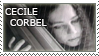 Cecile Corbel Stamp by Oh-Desire