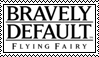 Bravely Default Stamp by Oh-Desire
