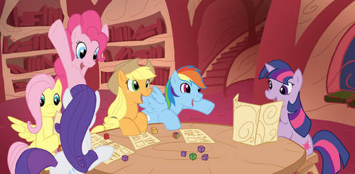 Dungeons and Mares