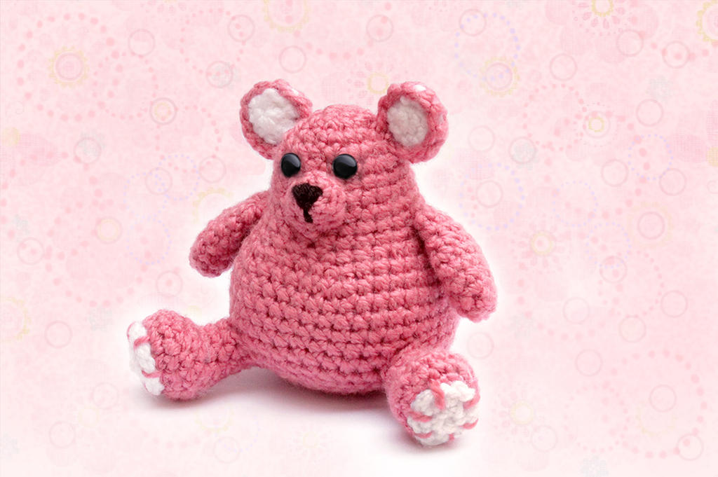 Amigurumi teddy bear pattern by AnatTzach on DeviantArt