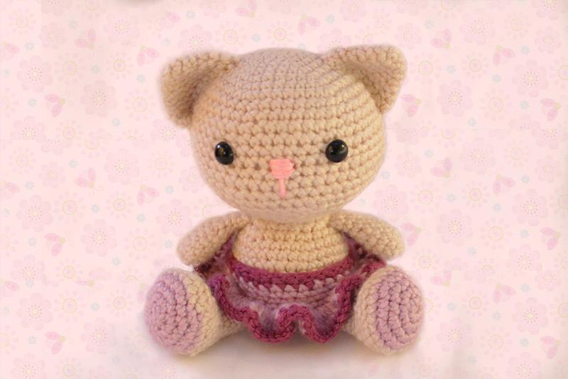 Amigurumi Kitten : Amigurumi Cat by AnatTzach on DeviantArt
