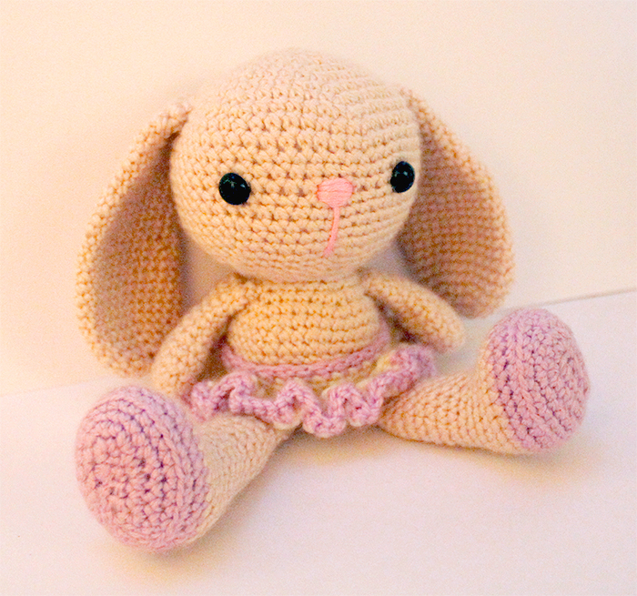Amigurumi bunny pattern by AnatTzach on DeviantArt