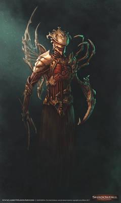 SHADOWFALL - Undead Inquisitor