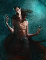 Demon Speedy by LarryWilson