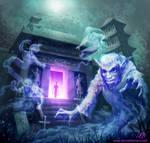 Haunted Tomb