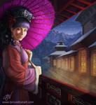 Moonpetal - The Queen's Handmaiden