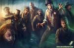 DOOMTOWN - Plauge Zombies