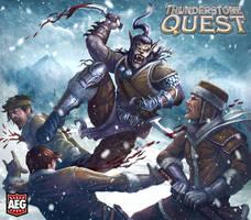 Thunderstone Quest - Adlet Hunter