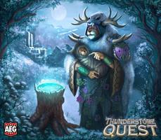 Thunderstone Quest - Adlet Shaman