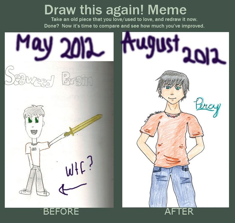 Draw this again! Meme by missmady