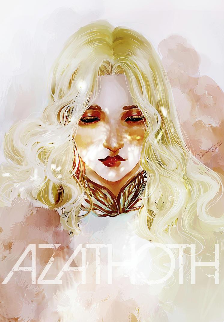Azathoth by neraxichy