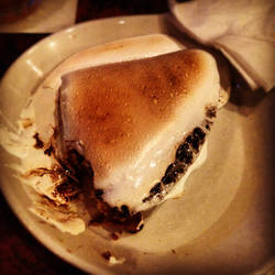 S'mores Cheesecake by TailsThePrower71