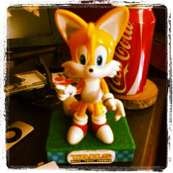 Tails Bobble Head