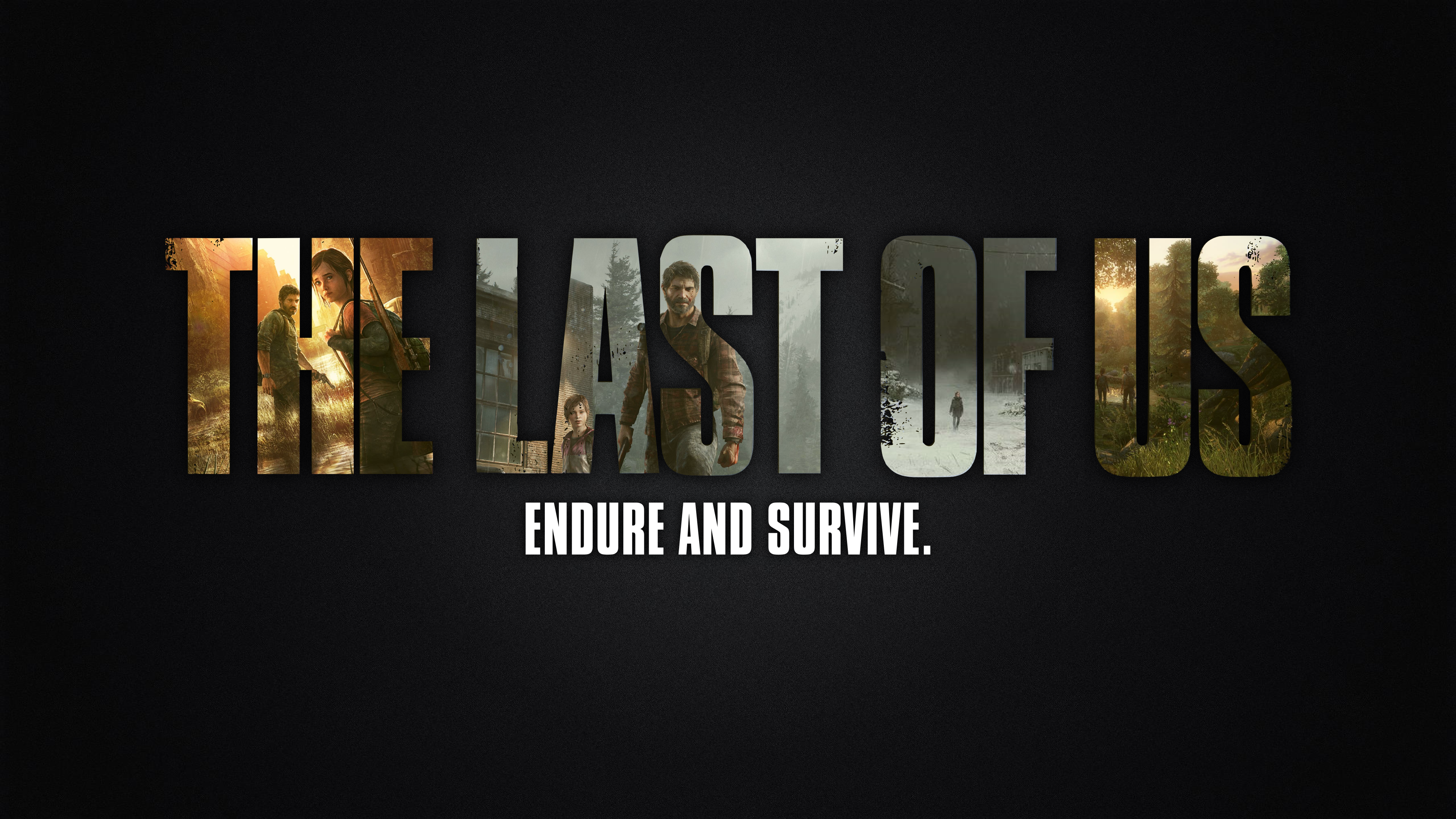 The Last Of Us Wallpaper 2 By Amorphousobject On DeviantArt