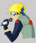 Naruto Collab Colored