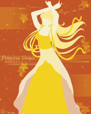 Princess Venus by omisgirl
