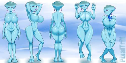 Princess Ruto Commission by PixalTriX
