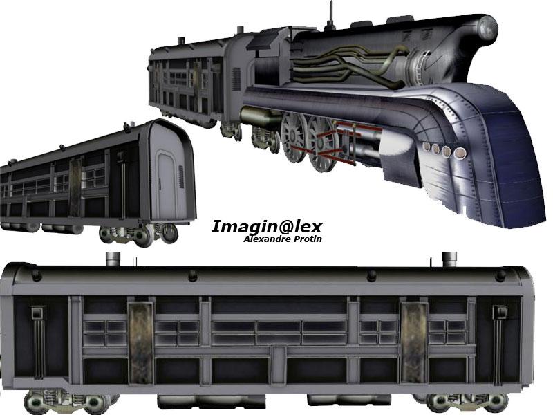 {Minatumi Arc Event} Train Ride 72633781fd661e08