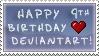 Happy birthday by ViOLeTjaniS